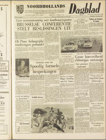 Noordhollands Dagblad : dagblad voor Alkmaar en omgeving 1962-08-06