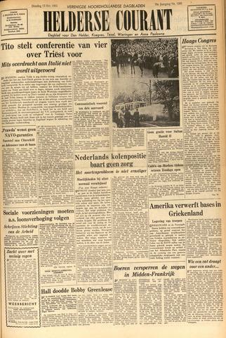 Heldersche Courant 1953-10-13