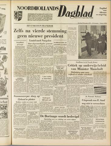 Noordhollands Dagblad : dagblad voor Alkmaar en omgeving 1953-12-19