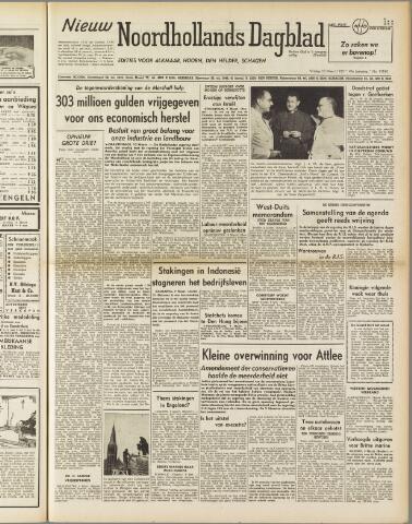 Nieuw Noordhollandsch Dagblad : voor Alkmaar en omgeving 1950-03-10