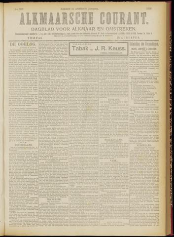 Alkmaarsche Courant 1916-08-25