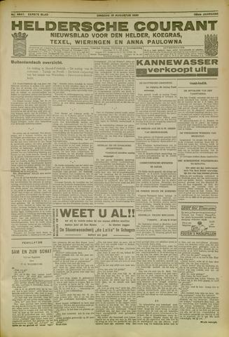 Heldersche Courant 1930-08-19