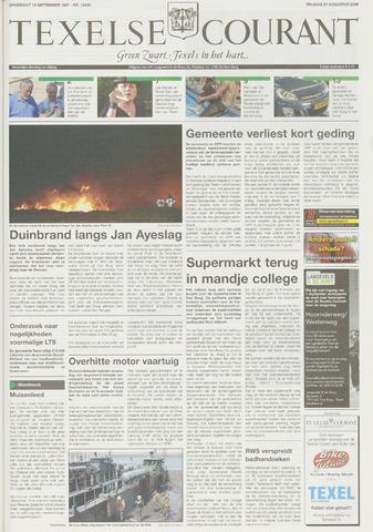 Texelsche Courant 2009-08-21