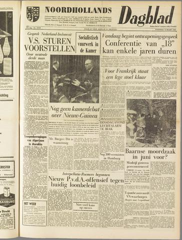 Noordhollands Dagblad : dagblad voor Alkmaar en omgeving 1962-03-14