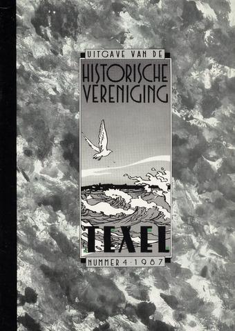 Uitgave Historische Vereniging Texel 1987-07-01