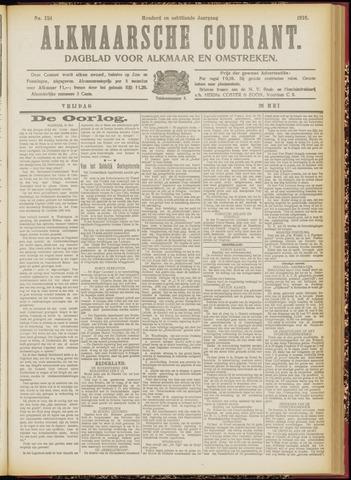 Alkmaarsche Courant 1916-05-26