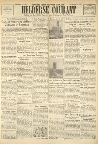 Heldersche Courant 1949-07-06