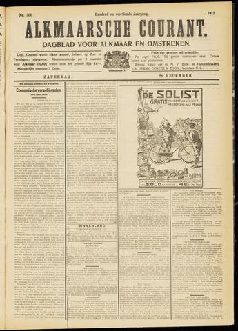 Alkmaarsche Courant 1912-12-28