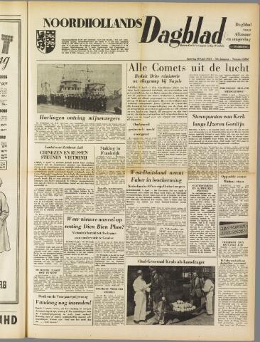Noordhollands Dagblad : dagblad voor Alkmaar en omgeving 1954-04-10