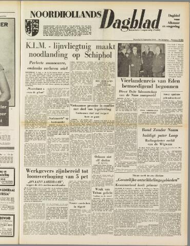 Noordhollands Dagblad : dagblad voor Alkmaar en omgeving 1954-09-13