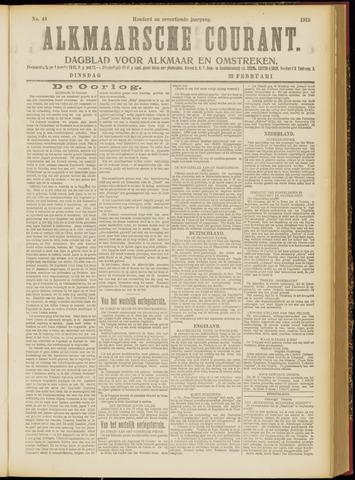 Alkmaarsche Courant 1915-02-23