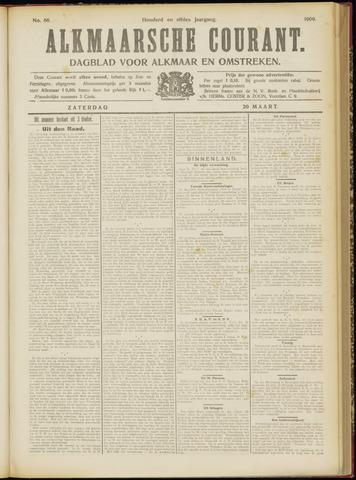 Alkmaarsche Courant 1909-03-20