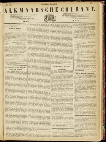Alkmaarsche Courant 1878-06-09