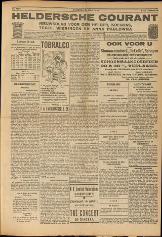 Heldersche Courant 1929-04-13