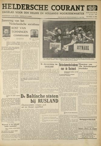 Heldersche Courant 1940-07-22