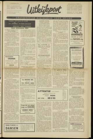 Uitkijkpost : nieuwsblad voor Heiloo e.o. 1962-09-06