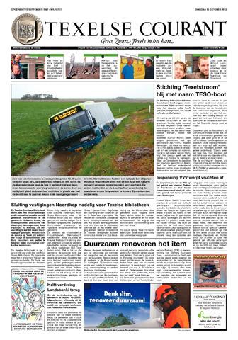 Texelsche Courant 2012-10-16
