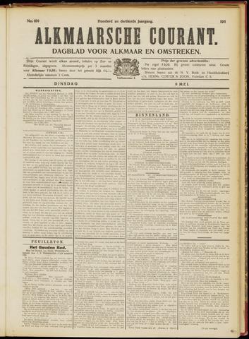 Alkmaarsche Courant 1911-05-09