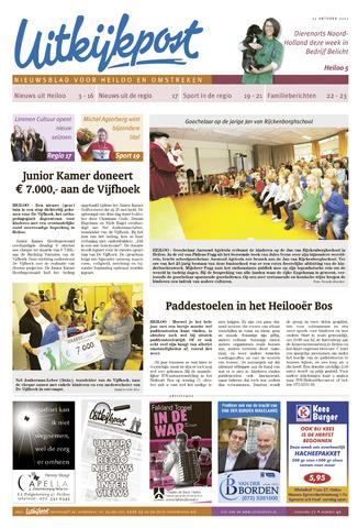 Uitkijkpost : nieuwsblad voor Heiloo e.o. 2012-10-17