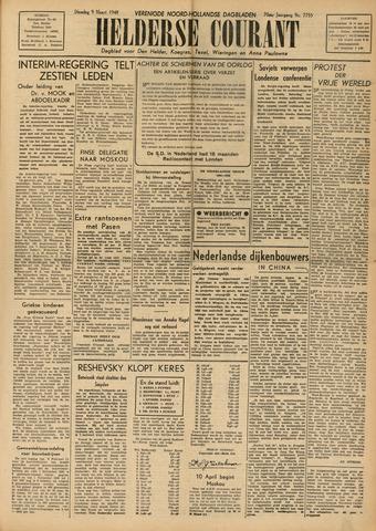 Heldersche Courant 1948-03-09
