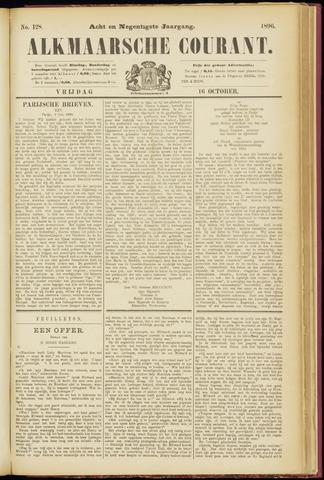 Alkmaarsche Courant 1896-10-16