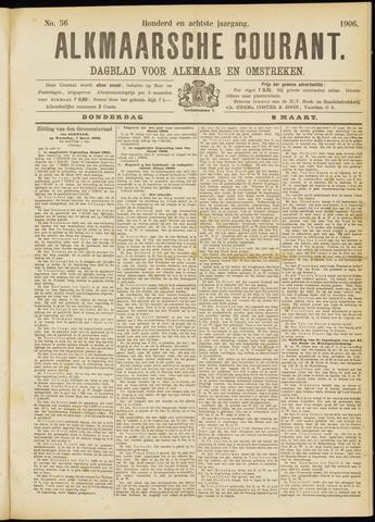 Alkmaarsche Courant 1906-03-08