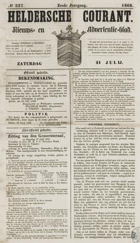 Heldersche Courant 1866-07-21