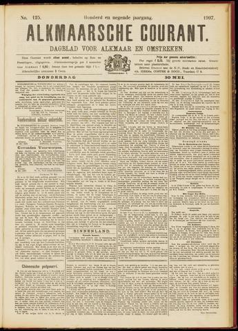 Alkmaarsche Courant 1907-05-30