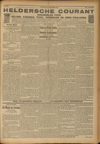 Heldersche Courant 1921-11-19