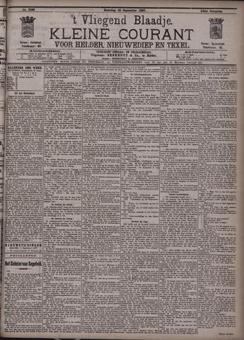 Vliegend blaadje : nieuws- en advertentiebode voor Den Helder 1897-09-18