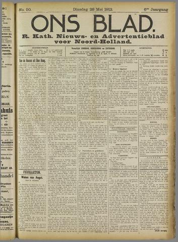 Ons Blad : katholiek nieuwsblad voor N-H 1912-05-28