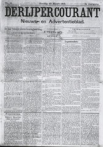 Rijper Courant 1891-03-22