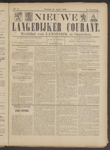 Nieuwe Langedijker Courant 1895-04-28