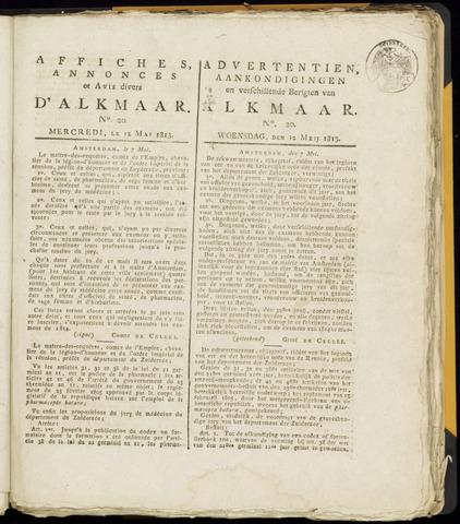 Alkmaarsche Courant 1813-05-12