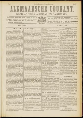 Alkmaarsche Courant 1915-01-11