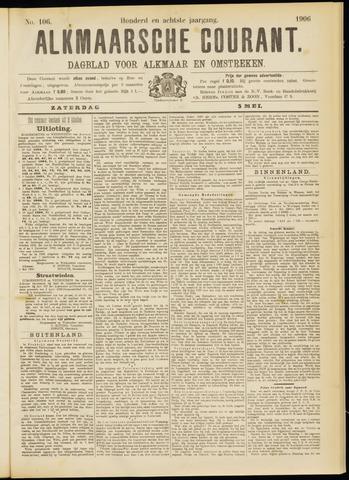 Alkmaarsche Courant 1906-05-05
