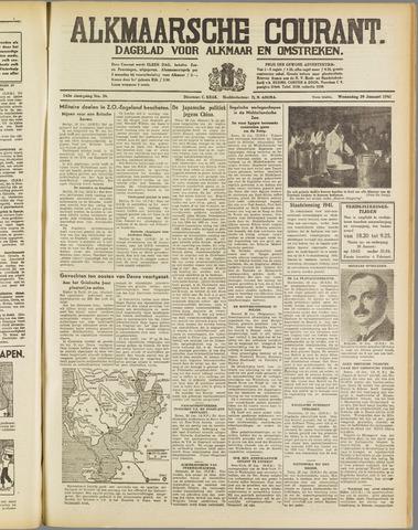 Alkmaarsche Courant 1941-01-29