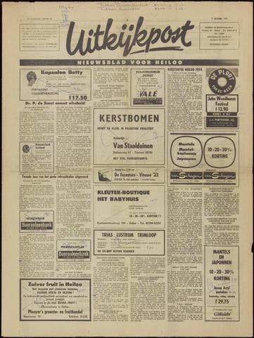 Uitkijkpost : nieuwsblad voor Heiloo e.o. 1970-12-03