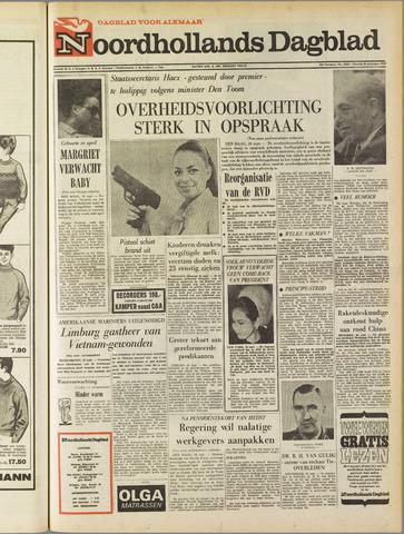 Noordhollands Dagblad : dagblad voor Alkmaar en omgeving 1967-09-26