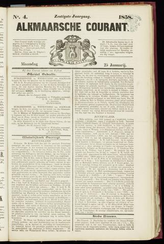 Alkmaarsche Courant 1858-01-25