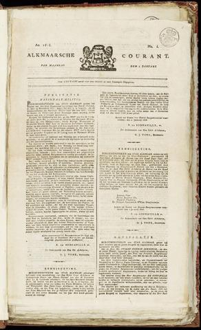 Alkmaarsche Courant 1818-01-05