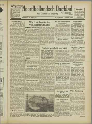 Nieuw Noordhollandsch Dagblad : voor Alkmaar en omgeving 1946-04-17