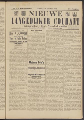 Nieuwe Langedijker Courant 1927-10-29