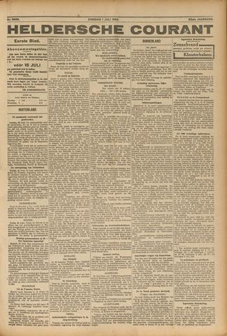 Heldersche Courant 1924-07-01