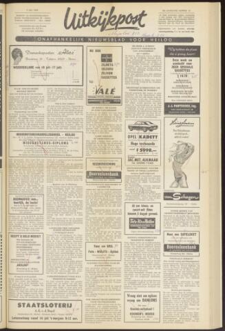 Uitkijkpost : nieuwsblad voor Heiloo e.o. 1969-07-09