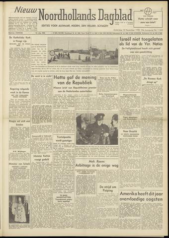 Nieuw Noordhollandsch Dagblad : voor Alkmaar en omgeving 1948-12-18