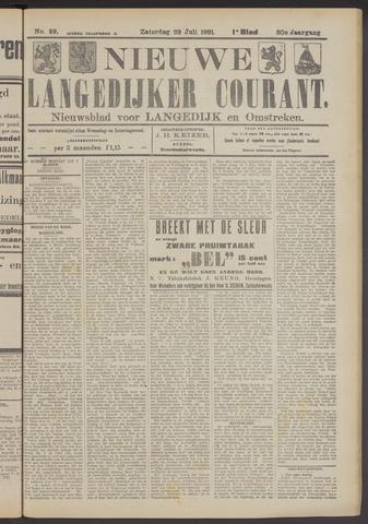 Nieuwe Langedijker Courant 1921-07-23