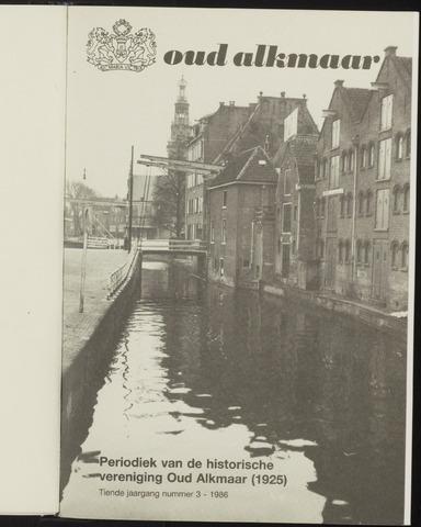 Oud Alkmaar 1986-12-01