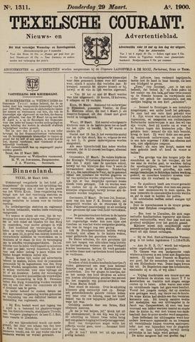 Texelsche Courant 1900-03-29
