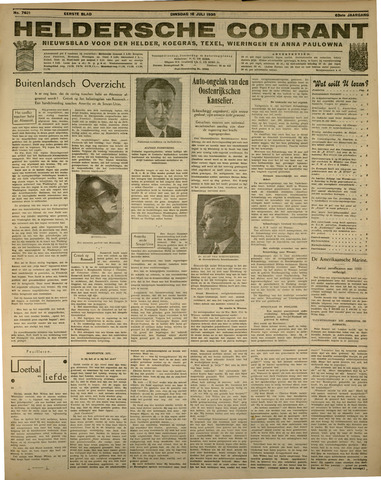 Heldersche Courant 1935-07-16